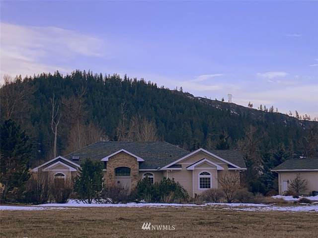 430 Ranch Road, Cle Elum, WA 98922 (#1736302) :: Shook Home Group