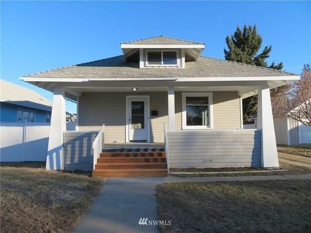 310 E 5th Avenue, Ritzville, WA 99169 (#1736420) :: Front Street Realty