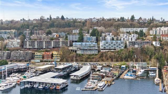 2400 8th Avenue N #1, Seattle, WA 98109 (MLS #1737217) :: Brantley Christianson Real Estate