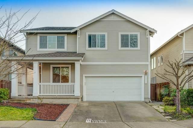 4511 S 217th Street #146, Kent, WA 98032 (#1737773) :: Canterwood Real Estate Team