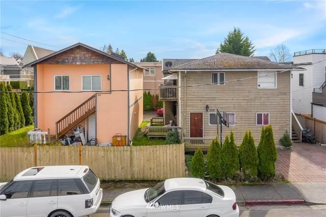 309 2nd Avenue S, Kirkland, WA 98033 (#1739831) :: Ben Kinney Real Estate Team