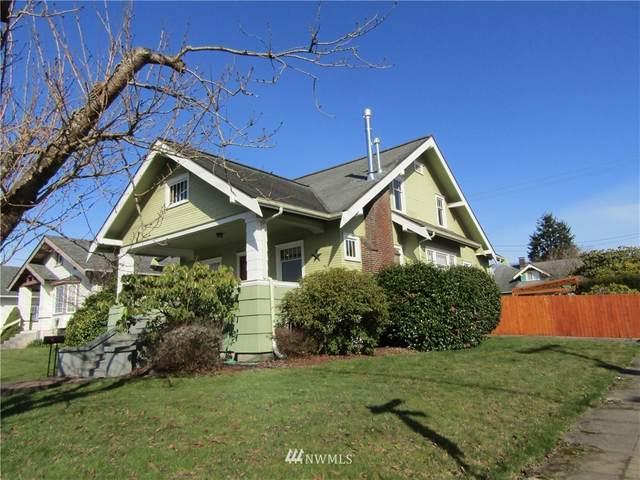 436 E Pioneer Avenue, Montesano, WA 98563 (#1740200) :: Better Properties Real Estate