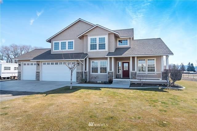 1884 Fairview Road, Ellensburg, WA 98926 (MLS #1742288) :: Brantley Christianson Real Estate