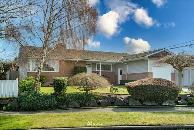 8614 23rd Avenue NW, Seattle, WA 98117 (#1742801) :: Better Properties Real Estate