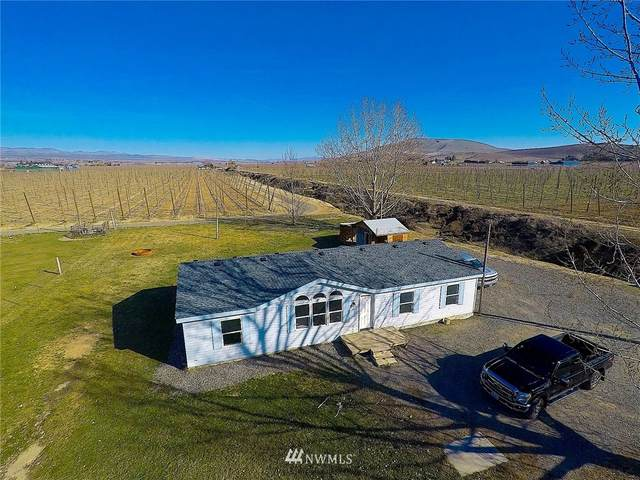 731 S Rivard Road, Moxee, WA 98936 (#1743460) :: Icon Real Estate Group