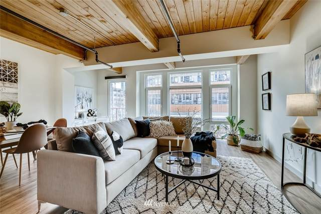401 9th Avenue N #210, Seattle, WA 98109 (#1744314) :: Better Homes and Gardens Real Estate McKenzie Group
