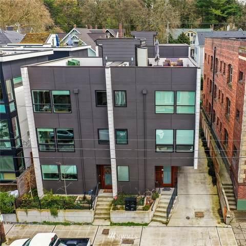 1138 10th Avenue E A, Seattle, WA 98102 (MLS #1744968) :: Brantley Christianson Real Estate