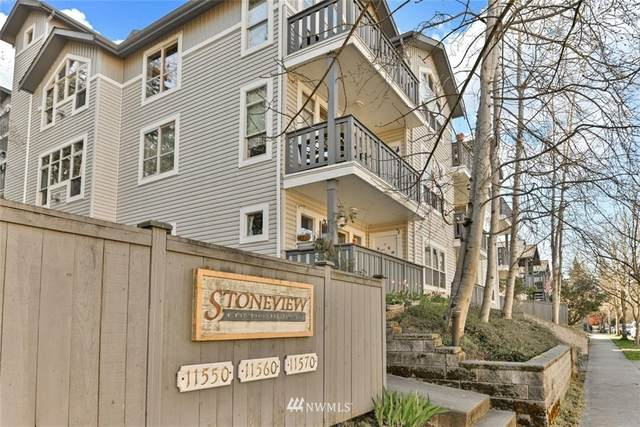 11550 Stone Avenue N #203, Seattle, WA 98133 (#1746414) :: Shook Home Group