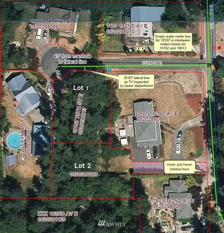 0 182nd Avenue E, Bonney Lake, WA 98391 (#1747063) :: Shook Home Group