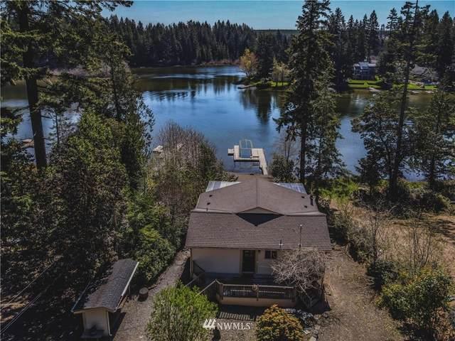 5700 E Mason Lake Drive W, Grapeview, WA 98546 (#1748507) :: Icon Real Estate Group