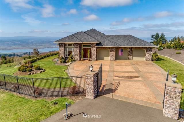 284 Shirley Gordon Road, Kalama, WA 98625 (MLS #1749190) :: Brantley Christianson Real Estate