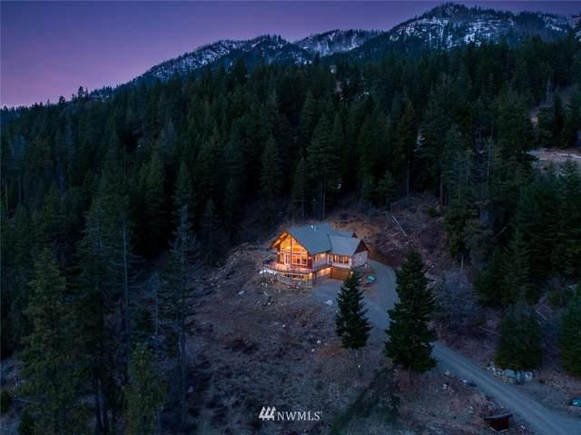 73 Morgan Creek Road, Ronald, WA 98940 (#1750070) :: Better Properties Real Estate
