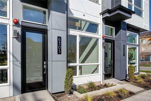 6303 34th Avenue SW, Seattle, WA 98126 (#1751207) :: Icon Real Estate Group