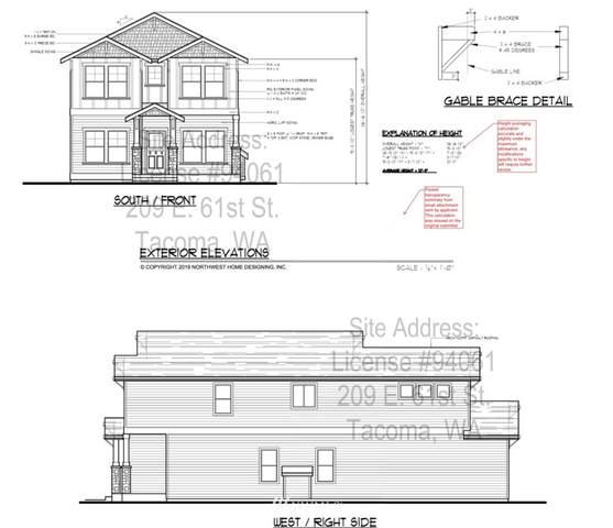 209 E 61st Street, Tacoma, WA 98404 (#1751846) :: Provost Team | Coldwell Banker Walla Walla