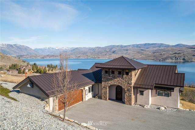 303 Clos Chevalle Road, Chelan, WA 98816 (#1752093) :: Ben Kinney Real Estate Team