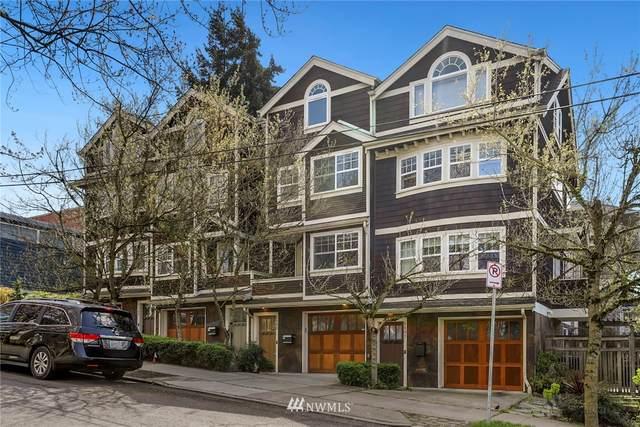 1103 E Harrison Street, Seattle, WA 98102 (#1752182) :: Urban Seattle Broker