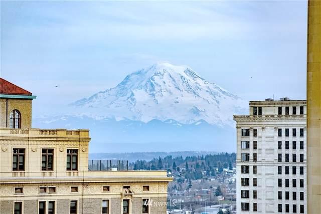 714 Market Street #602, Tacoma, WA 98402 (#1752234) :: Ben Kinney Real Estate Team