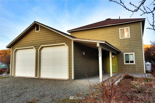 202 Lincoln Street S, Twisp, WA 98856 (#1752495) :: Northwest Home Team Realty, LLC