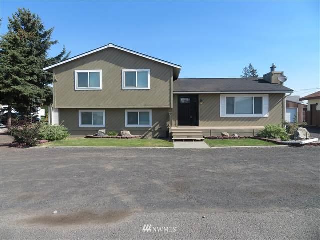 1314 Jefferson Street, Davenport, WA 99122 (#1752524) :: Ben Kinney Real Estate Team