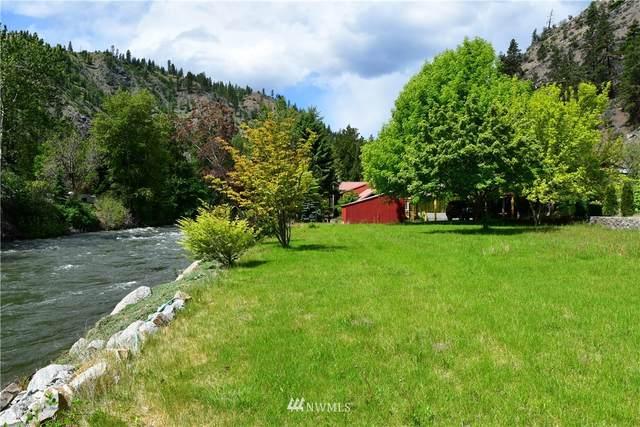 8811 Entiat River Road, Entiat, WA 98822 (MLS #1752918) :: Nick McLean Real Estate Group