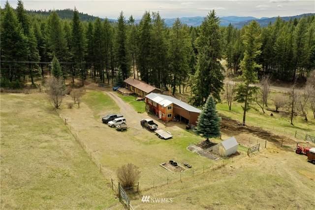 7 Old Ranch House Road, Republic, WA 99166 (#1753114) :: Provost Team | Coldwell Banker Walla Walla