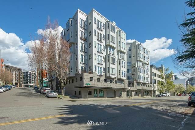 3028 Western Avenue #507, Seattle, WA 98121 (#1753307) :: Canterwood Real Estate Team