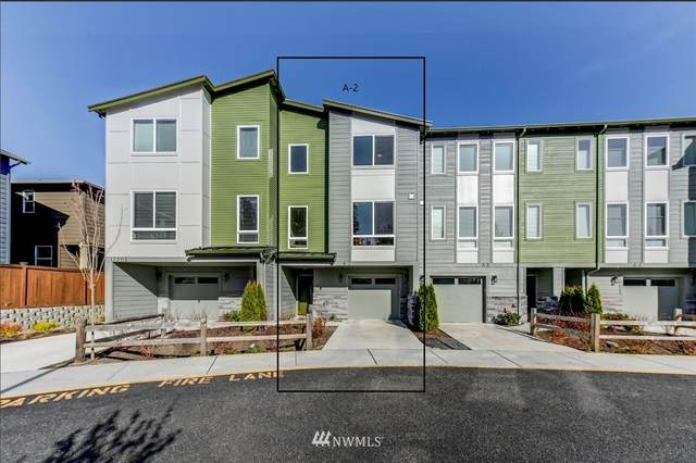 17905 35th Avenue SE A2, Bothell, WA 98012 (#1754268) :: Keller Williams Realty