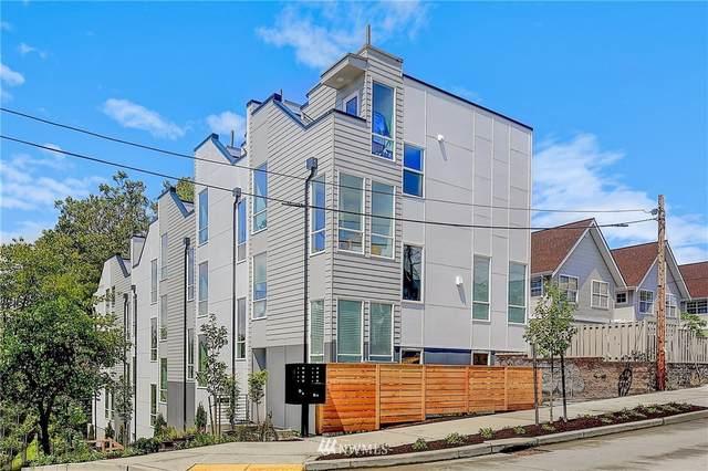 2216 S Charles Street, Seattle, WA 98144 (#1754918) :: Ben Kinney Real Estate Team