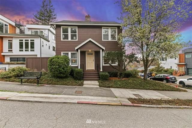 1733 34th Avenue, Seattle, WA 98122 (#1755514) :: Ben Kinney Real Estate Team