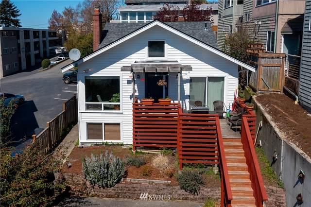 1308 W Wheeler Street, Seattle, WA 98119 (#1755526) :: Ben Kinney Real Estate Team