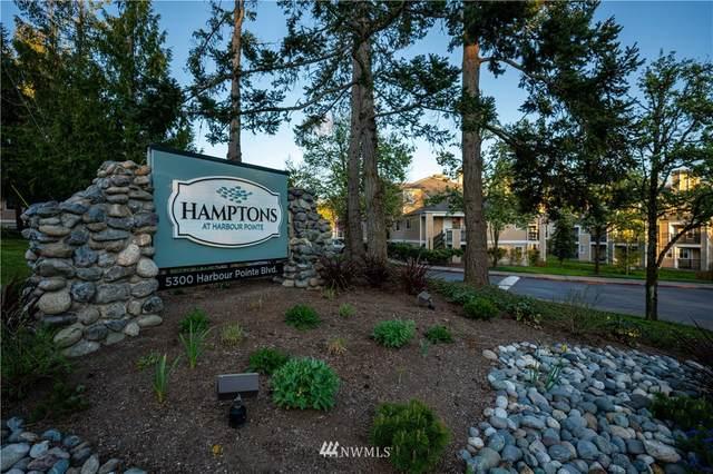 5300 Harbour Pointe Boulevard 301B, Mukilteo, WA 98275 (#1756137) :: Keller Williams Western Realty