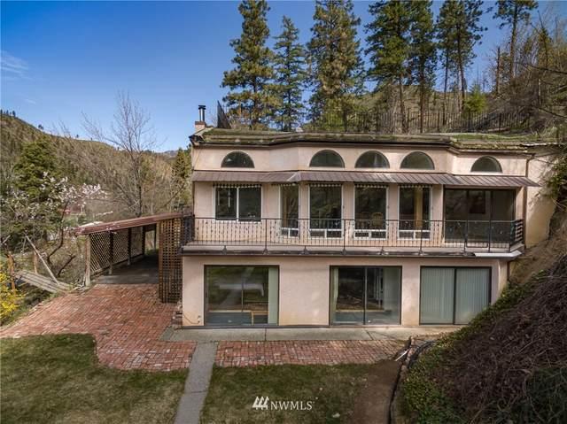 7185 Olalla Canyon Road, Cashmere, WA 98815 (#1757209) :: My Puget Sound Homes