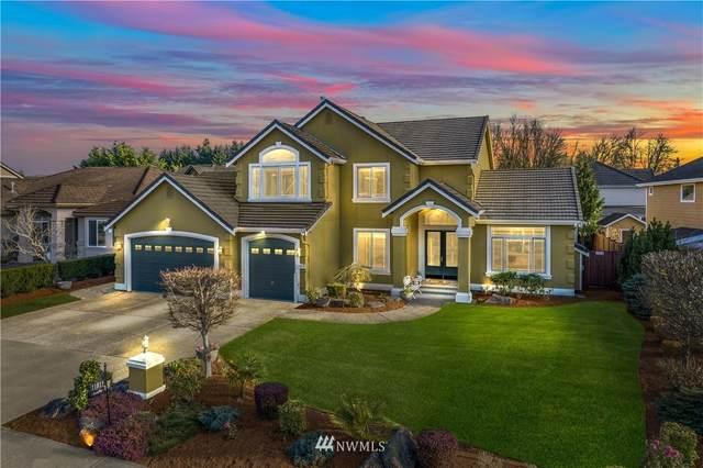 11813 SE 290th Place, Auburn, WA 98092 (#1757337) :: My Puget Sound Homes