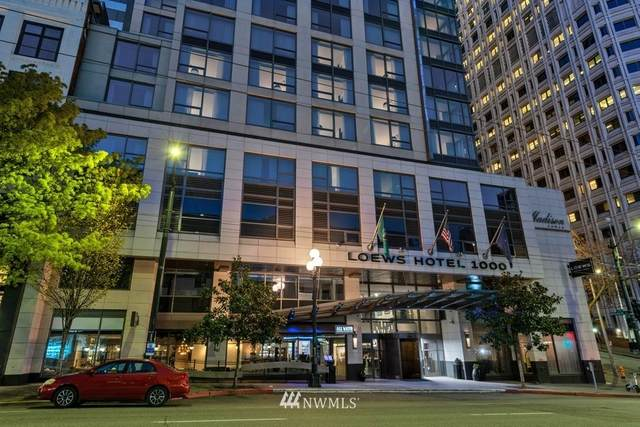 1000 1st Avenue #2204, Seattle, WA 98104 (#1758496) :: Pacific Partners @ Greene Realty
