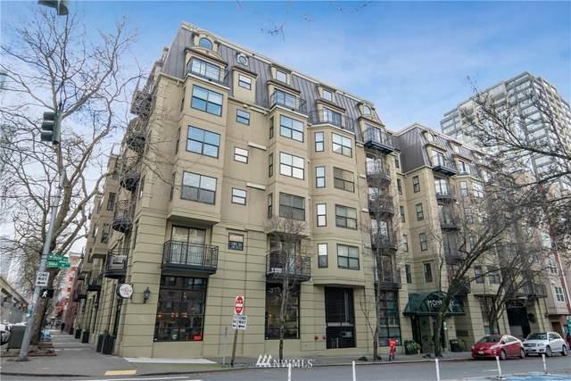425 Vine Street #727, Seattle, WA 98121 (#1759077) :: Engel & Völkers Federal Way
