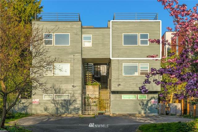 1501 E Spring Street #7, Seattle, WA 98122 (#1760529) :: Shook Home Group
