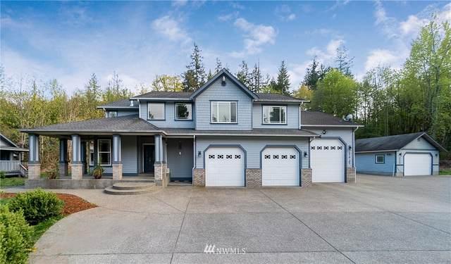 14418 205th Street E, Graham, WA 98338 (#1761633) :: Ben Kinney Real Estate Team