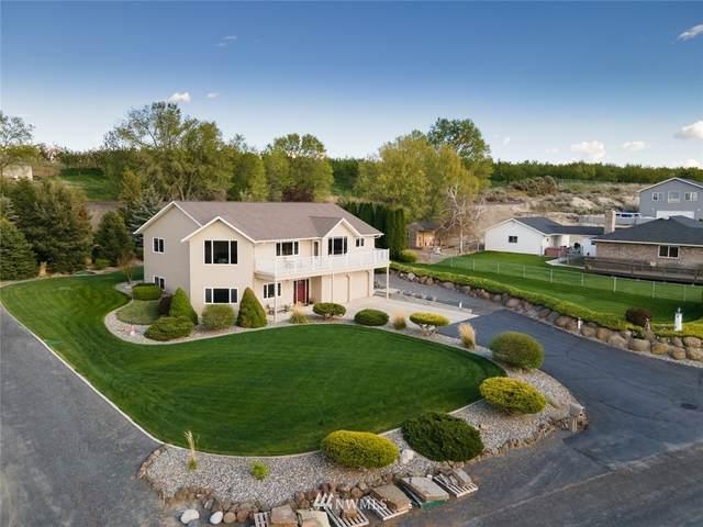 927 NE Easy Street, Moses Lake, WA 98837 (#1764142) :: Ben Kinney Real Estate Team