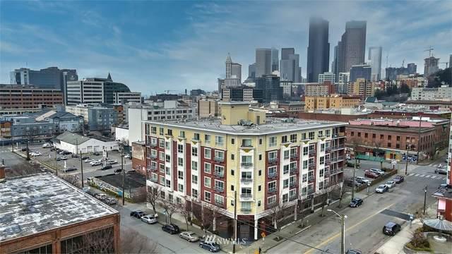 668 S Lane Street #612, Seattle, WA 98104 (#1764478) :: NW Homeseekers