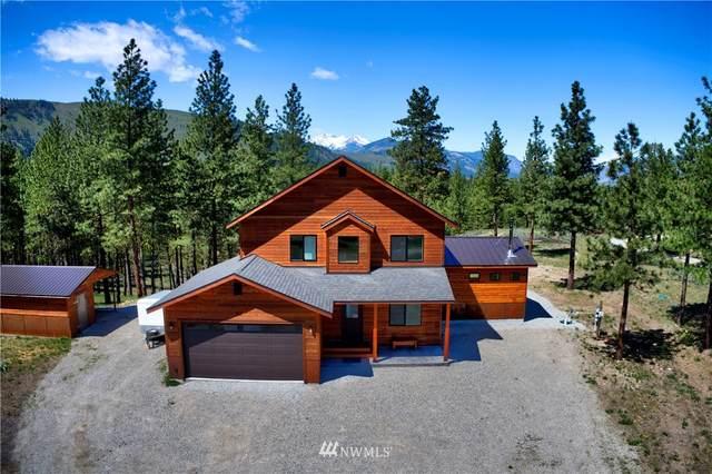 22 Palomino Road S, Winthrop, WA 98862 (#1765521) :: Northwest Home Team Realty, LLC