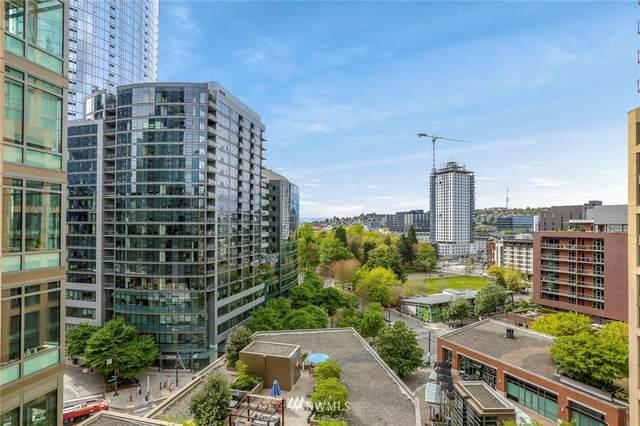 900 Lenora Street W807, Seattle, WA 98121 (#1765718) :: Lucas Pinto Real Estate Group