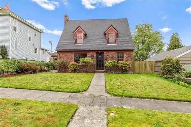 1212 N J, Tacoma, WA 98403 (#1766503) :: Ben Kinney Real Estate Team
