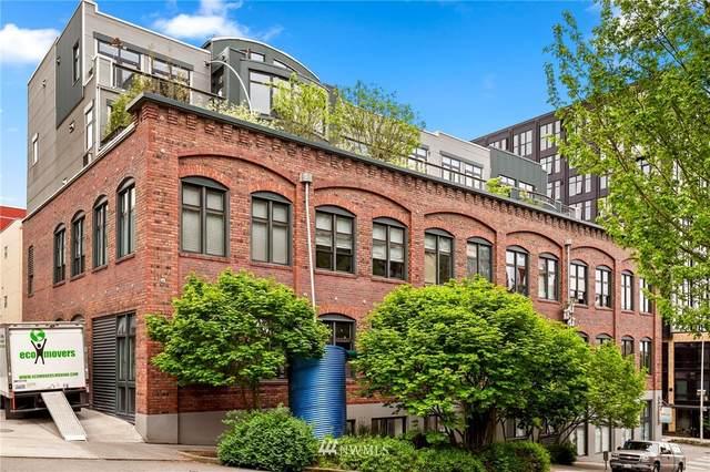 81 Vine Street #208, Seattle, WA 98121 (#1766792) :: Northwest Home Team Realty, LLC