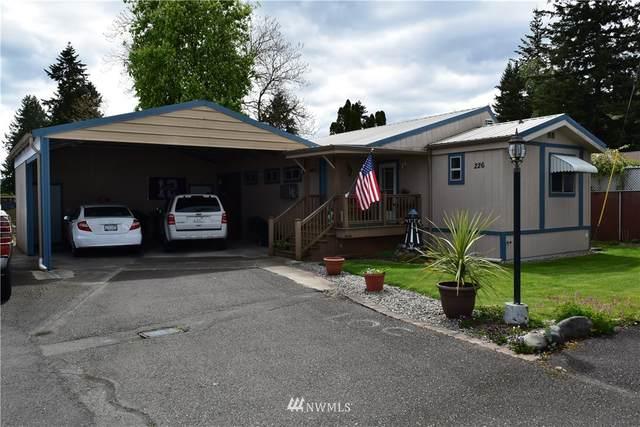 1313 Harrison Avenue #226, Centralia, WA 98531 (#1766995) :: Northwest Home Team Realty, LLC