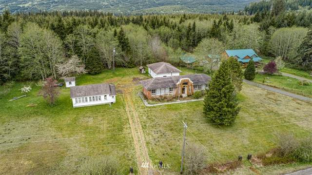 202443 Hwy 101, Beaver, WA 98305 (#1767511) :: The Snow Group