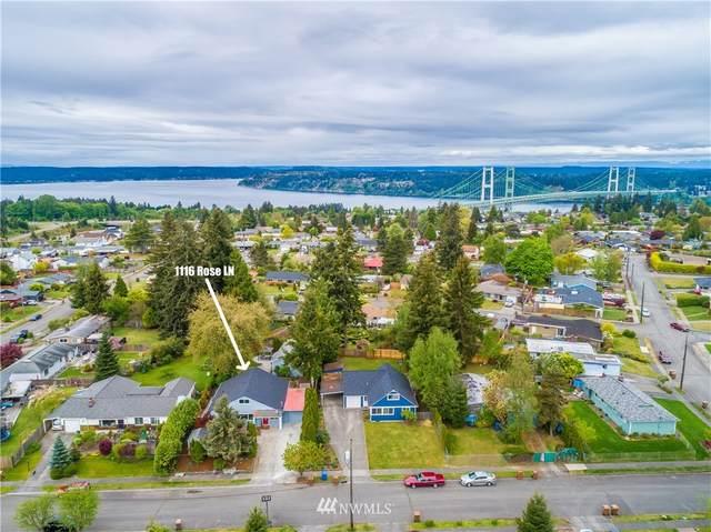 1116 Rose Lane, Tacoma, WA 98406 (#1767618) :: Ben Kinney Real Estate Team
