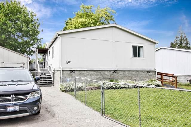 607 Nisqually Park Drive SE, Olympia, WA 98513 (#1769439) :: Alchemy Real Estate