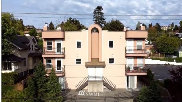 3216 14th Avenue W #203, Seattle, WA 98119 (#1769601) :: Alchemy Real Estate
