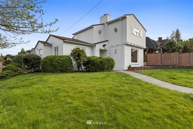 2233 E Miller Street, Seattle, WA 98112 (#1769810) :: Lucas Pinto Real Estate Group