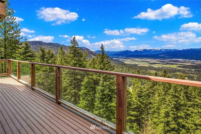 811 Horse Heaven Road, Cle Elum, WA 98922 (#1770296) :: Better Homes and Gardens Real Estate McKenzie Group